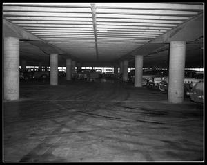 Primary view of object titled 'Opening of Citizens National Bank Parking Garage'.