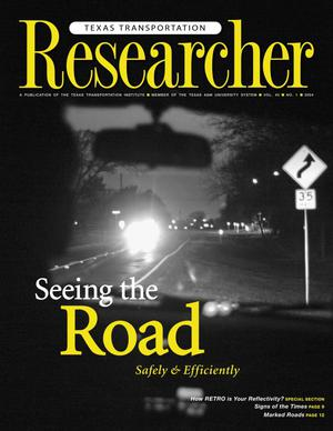 Primary view of object titled 'Texas Transportation Researcher, Volume 40, Number 1, 2004'.