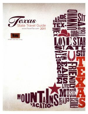 Primary view of object titled 'Texas State Travel Guide: 2011'.