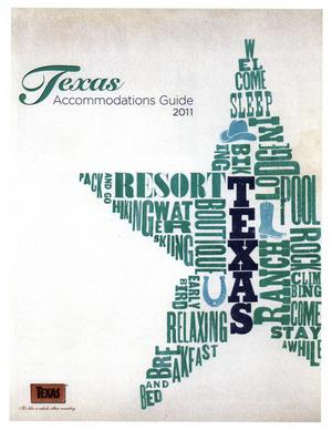 Primary view of object titled 'Texas Accommodations Guide, 2011'.