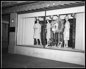 Primary view of object titled 'Minter's Store Windows'.