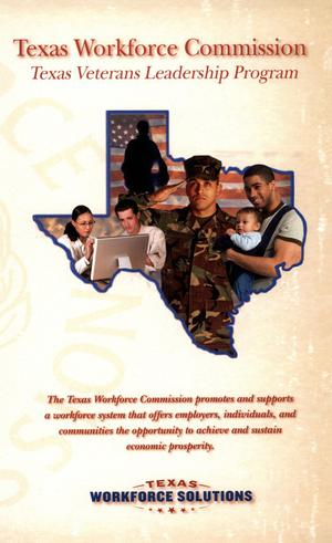 Primary view of object titled 'Texas Veterans Leadership Program'.