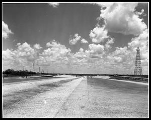 Primary view of object titled 'New Highway West of Abilene #1'.