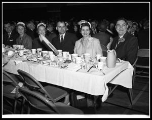Primary view of object titled 'Chamber Banquet at Rose Field House'.