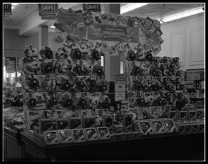 Primary view of object titled 'Woolworth's Valentine's Day Display #1'.
