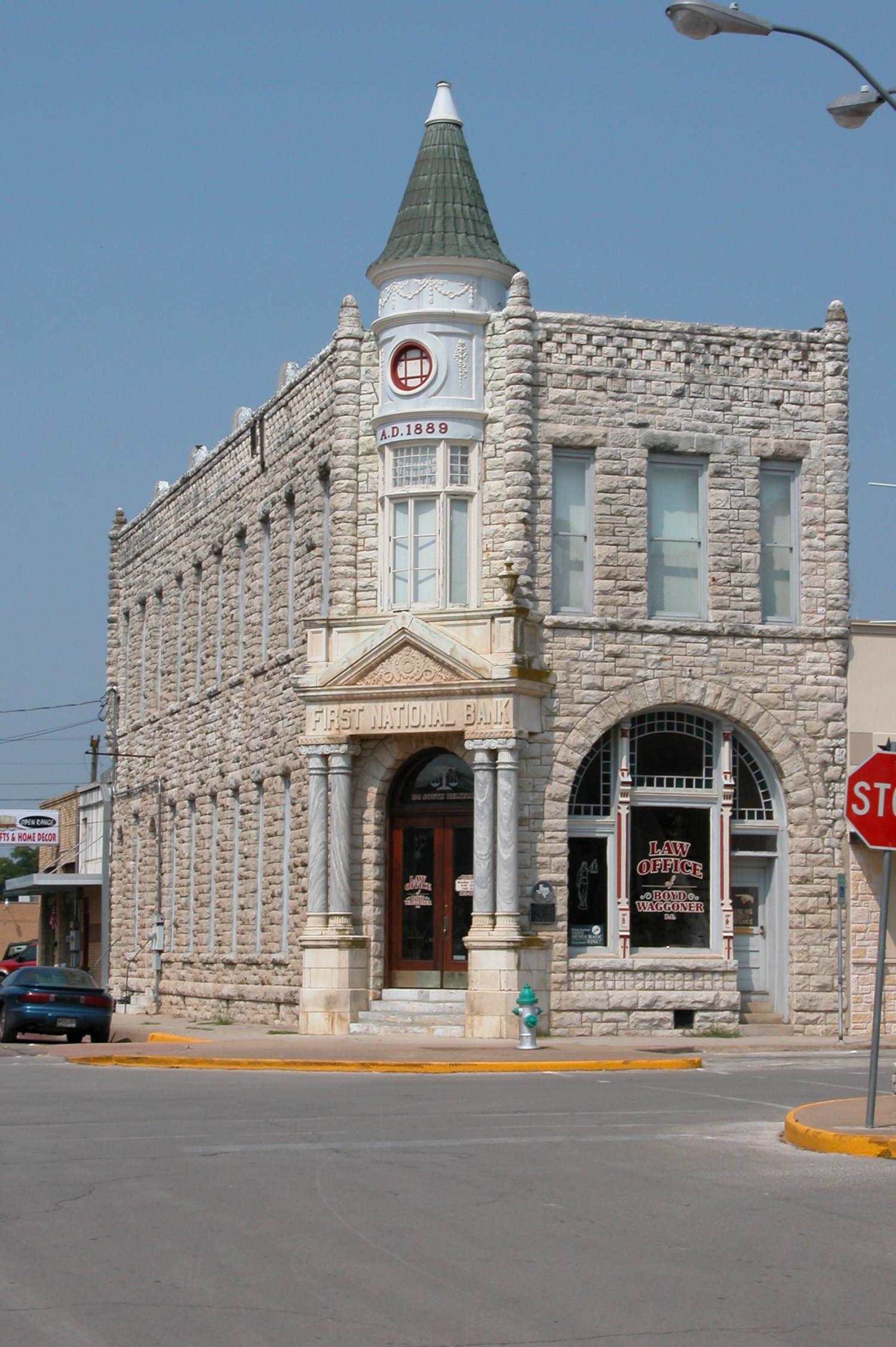 national bank of texas
