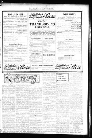 El Paso International Daily Times (El Paso, Tex ), Vol  21, No  175