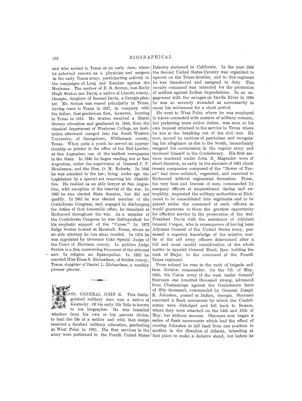 Biographical Encyclopedia of Texas                                                                                                      [Sequence #]: 272 of 372