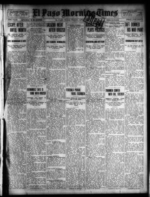 Primary view of object titled 'El Paso Morning Times (El Paso, Tex.), Vol. 32, Ed. 1 Friday, April 26, 1912'.