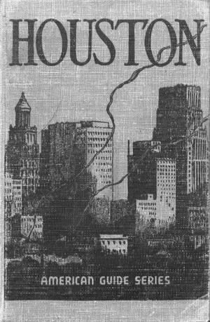 Primary view of object titled 'Houston, a history and guide'.