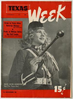 Texas Week, Volume 1, Number 14, November 16, 1946