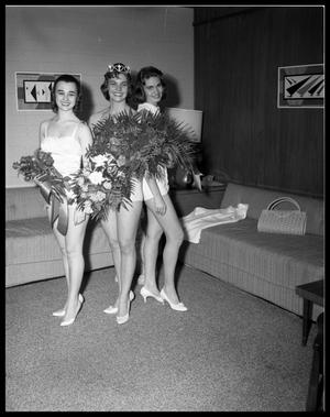 Primary view of object titled 'Miss Universe Contest'.