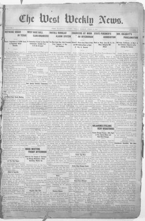 Primary view of object titled 'The West Weekly News. (West, Tex.), Vol. 2, No. 27, Ed. 1 Friday, April 14, 1911'.
