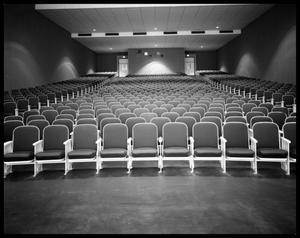 Primary view of object titled 'Opening of New Theater #2'.