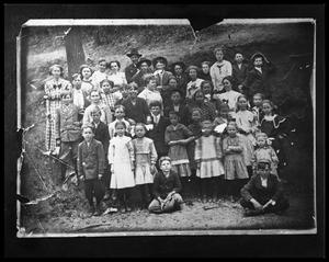 Primary view of object titled 'Picture of Children #1'.