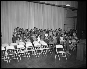 Primary view of object titled 'Corinth Baptist Church Children's Show'.