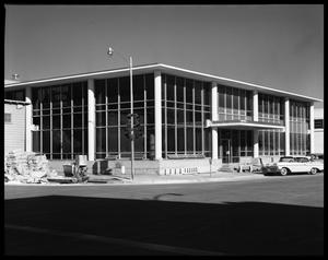 Primary view of object titled 'Abilene Public Library #1'.