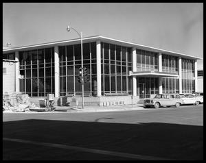 Primary view of object titled 'Abilene Public Library #2'.