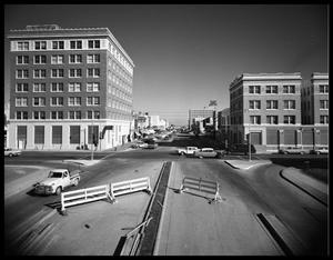 Primary view of object titled 'Road Construction on Pine Street'.