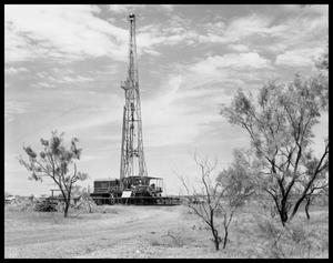 Primary view of object titled 'Wes-Tex Drilling Co.'.