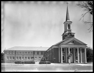 Primary view of object titled 'Central Presbyterian Church'.