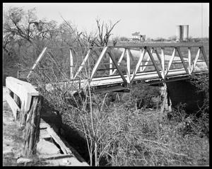 Primary view of object titled 'Bridge at Fort Phantom Lake'.