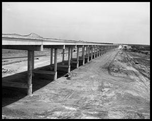 Primary view of object titled 'Highway Under Construction'.