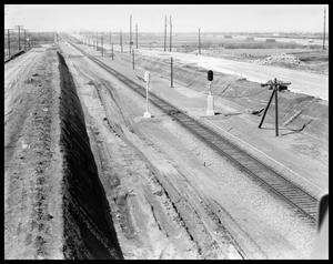 Primary view of object titled 'Railroad Tracks #1'.