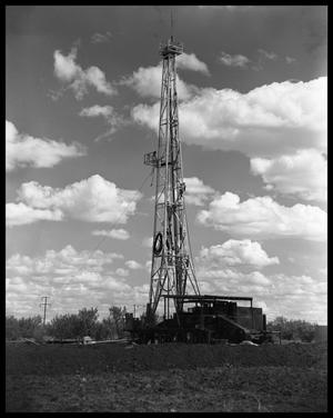 Primary view of object titled 'Oil Rig'.