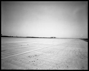 Primary view of object titled 'Runway Construction'.