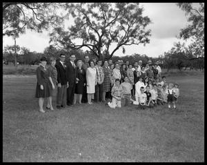 Primary view of object titled 'Ed Connally Reunion #1'.