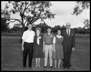 Primary view of object titled 'Ed Connally Reunion #2'.