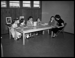 Primary view of object titled 'Children's Sunday School at Pioneer Dr.'.