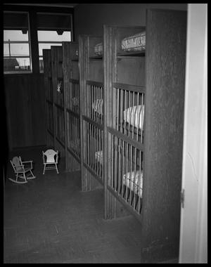 Primary view of object titled 'Nursery at Pioneer Drive Baptist Church'.