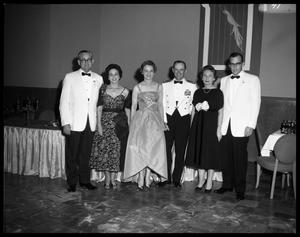 Primary view of object titled 'Ed Connally Party at the Sands Hotel #2'.