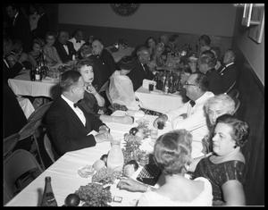Primary view of object titled 'Ed Connally Party at the Sands Hotel'.