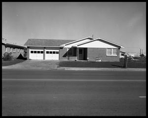 Primary view of object titled 'W. T. U. House #2'.