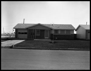 Primary view of object titled 'W. T. U. House #1'.