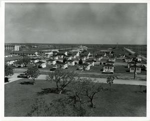 Primary view of object titled '[Photograph of the Abilene Christian University Campus]'.