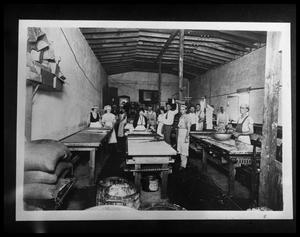 Primary view of object titled 'Workers at Abilene Candy Company #1'.