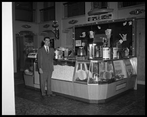 Primary view of object titled 'Paramount Theater's Concession Stand'.