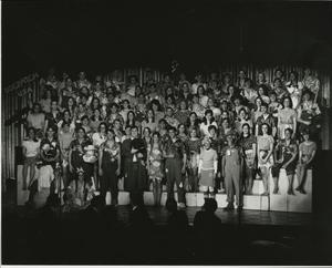 Primary view of object titled '[Photograph of Dogpatch USA at Sing Song]'.