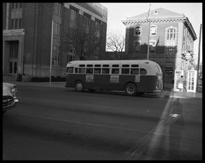 Primary view of object titled 'Rat Race Bus'.