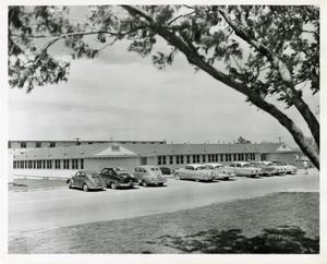 Primary view of object titled '[Photograph of Agricultural Building]'.