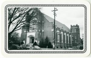 Primary view of object titled '[Photograph of Oak Cliff Church of Christ]'.