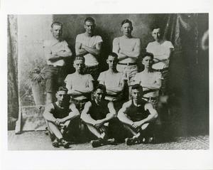 Photograph of Track Team