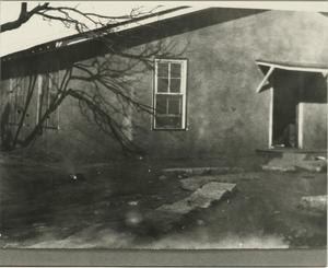 Primary view of object titled '[Photograph of Dirt Yard]'.