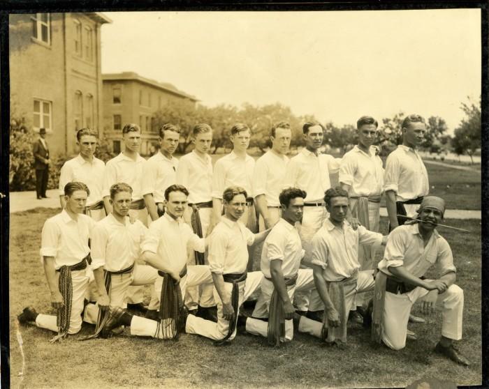 Photograph of SubT-16 Social Club] - The Portal to Texas History