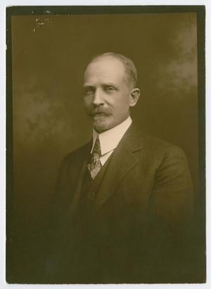 [Portrait of C. W. Taylor, MD]