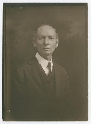 [Portrait of J. E. Coyle, MD]